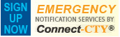 Sign Up Now - Emergency Notification Services by Connect-CTY