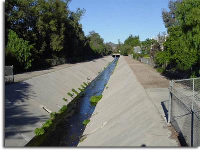 Stormwater Channel